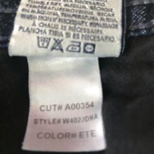 Hudson Jeans Jeans - Hudson signature Flap pocket Straight leg jeans 26